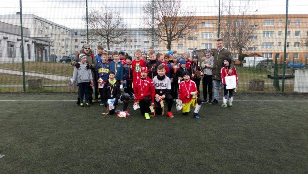 Wielkanocny Turniej Piłki Nożnej dla dzieci – relacja z10 kwietnia