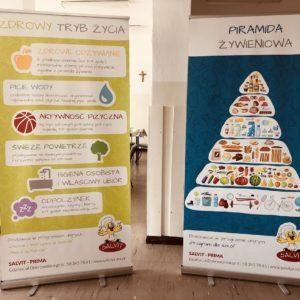Warsztaty za zdrowego odżywiania w SP 4
