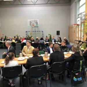 Dzień Patrona i20-lecie Szkoły Podstawowej nr6 wRedzie