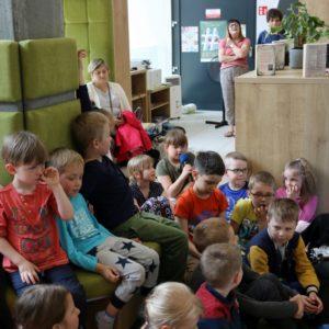 Śpiewająca Biblioteka – Spotkanie wMediatece