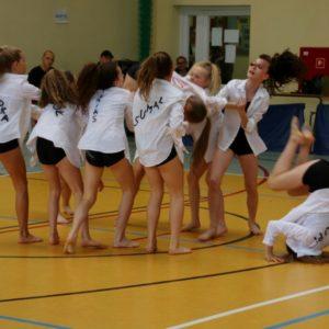 Reda gościła młodych tancerzy