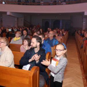 Młodzi zaśpiewali Wojtyłę