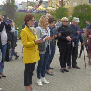 1 maja – takReda świętowała rocznicę wejścia Polski doUnii Europejskiej
