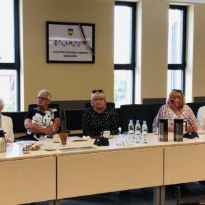 Wręczono nominacje doRedzkiej Rady Seniorów