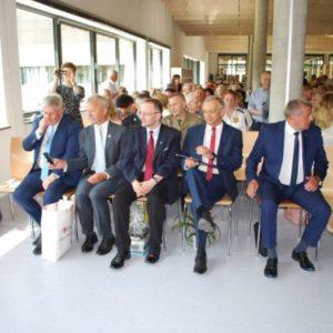 Wizyta wLublińcu – mieście partnerskim Redy