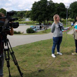 DROGI POMORZA Radia Gdańsk odwiedziły Redę