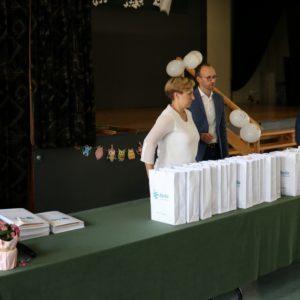 Wręczono stypendia Burmistrza Miasta Redy