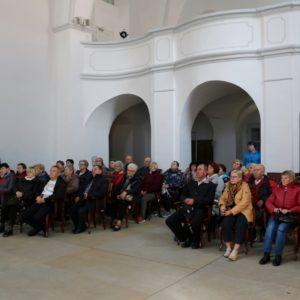 Seniorzy zRedy zwizytą wLublińcu