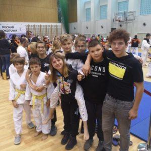 Osiągnięcia UKS SIMBA – turniej zserii International Judo League