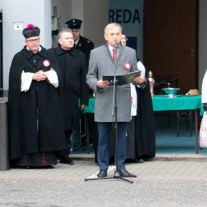 Reda świętowała 11 listopada