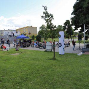 Gdyńskie blachy ponownie w Parku Miejskim