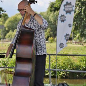 Swing Violin Trio wRodzinnym Parku Miejskim