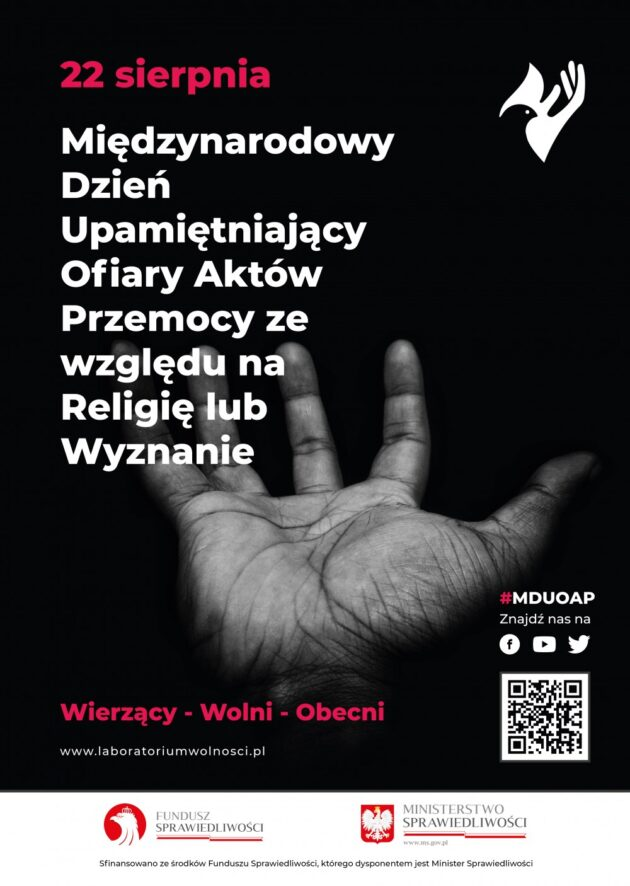 Międzynarodowy Dzień Upamiętniający Ofiary Aktów Przemocy zewzględu naReligię lub Wyznanie