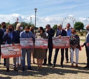 #MetropoliaGłosuje – gminy z największą frekwencją nagrodzone