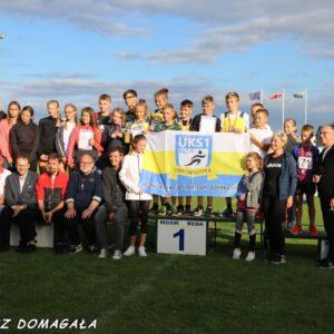 Mistrzostwa Okręgu Pomorskiego U 12 i U 14 w Lekkoatletyce w Redzie