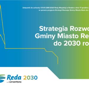 Strategia Rozwoju Gminy Miasto Reda do2030 roku