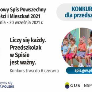 Konkurs dla przedszkoli