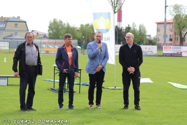 Inauguracja redzkiego sezonu lekkoatletycznego