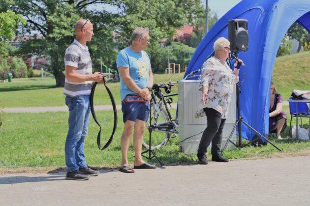 Rowery znalazły nowych właścicieli
