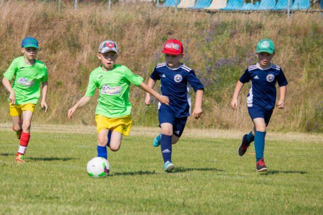 Piłkarska niedziela ze Sportową Jedyneczką