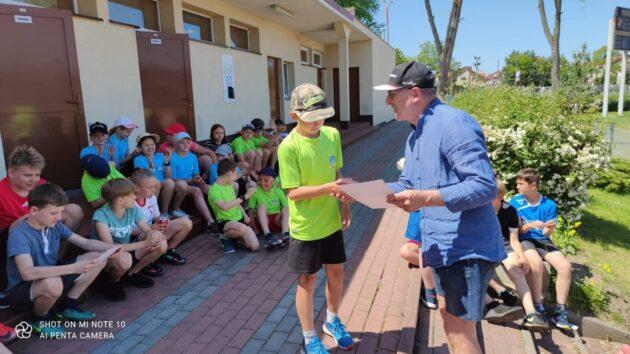 Wojewódzkie sukcesy młodych sportowców z Redy