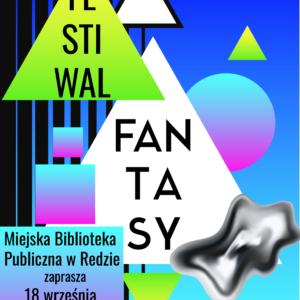 18 września Miejska Biblioteka Publiczna zaprasza na Festiwal Fantasy w Fabryce Kultury