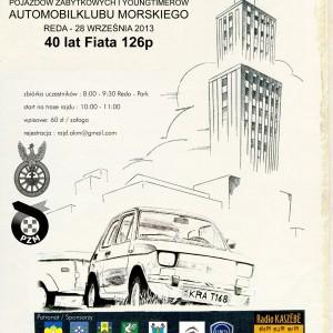 XIV Rajd Pojazdów Zabytkowych iYoungtimerów – Start 28 września wRedzie