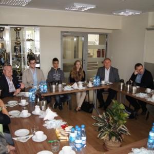Wizyta delegacji zPartnerskiego Miasta Waldbronn