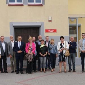 Wizyta delegacji z Partnerskiego Miasta Waldbronn