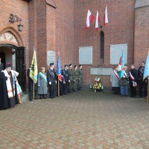 96 Rocznica Odzyskania Niepodległości – uroczystości wRedzie
