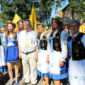 Zjazd Kaszubów wobiektywie Zygmunta Pałasza
