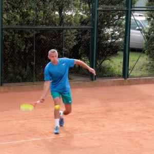 Tenisowy weekend wRedzie