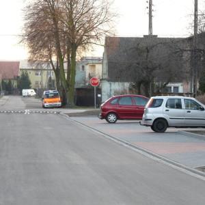 Ulica Wiśniowa zmodernizowana