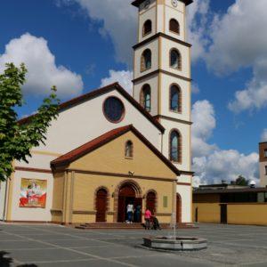 Konsekracja kościoła Św. Antoniego Padewskiego w Redzie