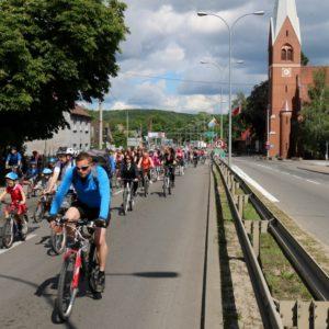 XX Wielki Przejazd Rowerowy – przejazd przez Redę