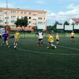 Turniej piłki nożnej kategorii szkół gimnazjalnych i ponadgimnazjalnych 13