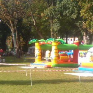 Festyn w Parku w Ciechocinie