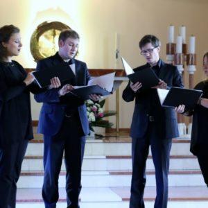 Niedzielny koncert w kościele św. Antoniego
