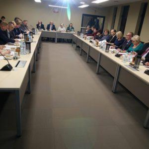 XXIV Sesja Rady Miejskiej w Redzie