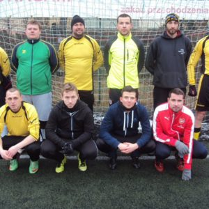 Turniej piłki nożnej kategorii OPEN – 22.01.2017r.