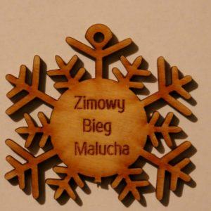 ZIMOWY BIEG MALUCHA