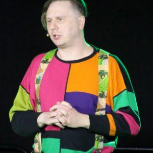 Kabaret Łowcy. B w Fabryce Kultury