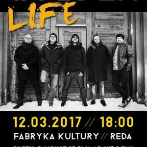 "Golden Life w ""Fabryce Kultury"""