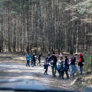 Pieleszewski marsz na orientację