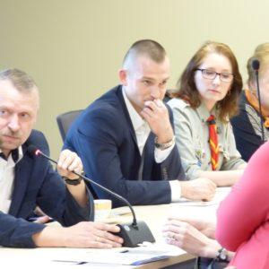 Uroczyste spotkanie z organizacjami pozarządowymi
