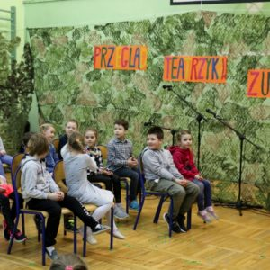 Zuchowy Teatr w SP 3