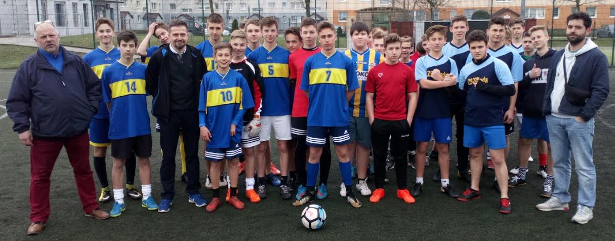 Igrzyska Młodzieży Szkolnej – Piłka Nożna