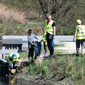 Posprzątaliśmy rzekę