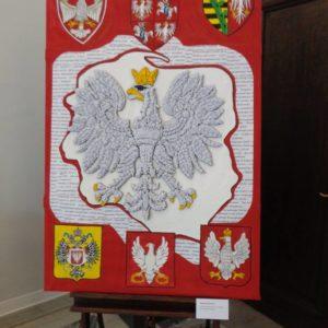 """Aleksandra Wasiuta zSP3 finalistką konkursu """"Orzeł biały – nasza duma"""""""