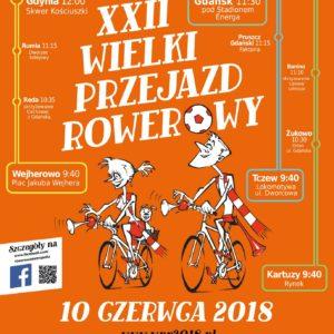 XXII Wielki Przejazd Rowerowy